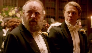 """Who's that idjit dancing with Edith?"" I LOVE JIM BEAVER SO MUCH EVER SINCE DEADWOOD!!"