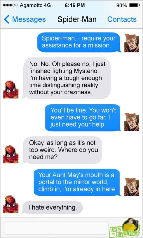 textsfromsuperheroes