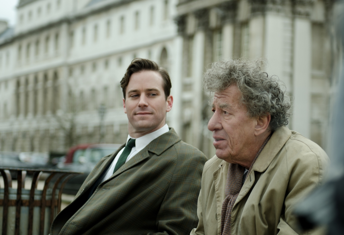 Early to the Theater: FinalPortrait